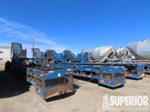 Sand Conveyor Trailers – YD1