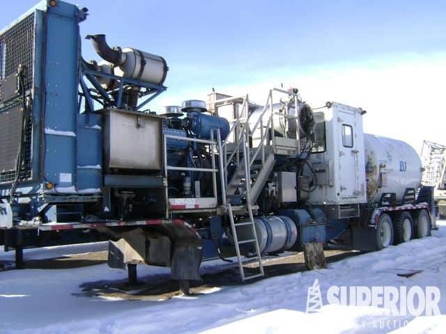 NOV Hydra Rig NP-1000 Nitrogen Pumpers – YD1
