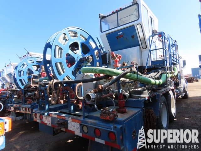 KENWORTH C-500 Body Load Cement Pumper – YD1