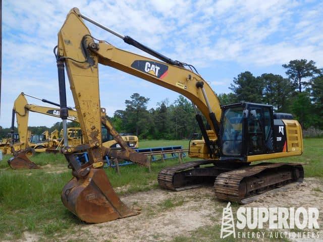 2016 CAT 326F Excavator – YD3