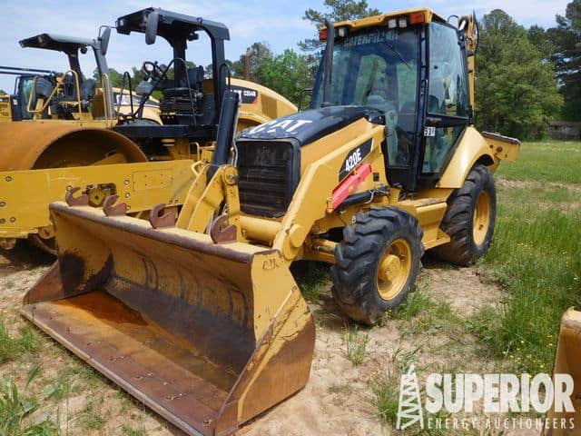 CAT 420E Loader/Backhoe – YD3