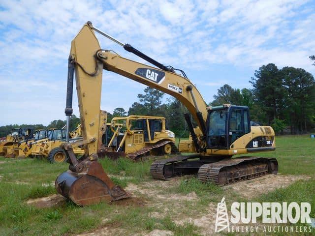 2010 CAT 324D L Excavator – YD3
