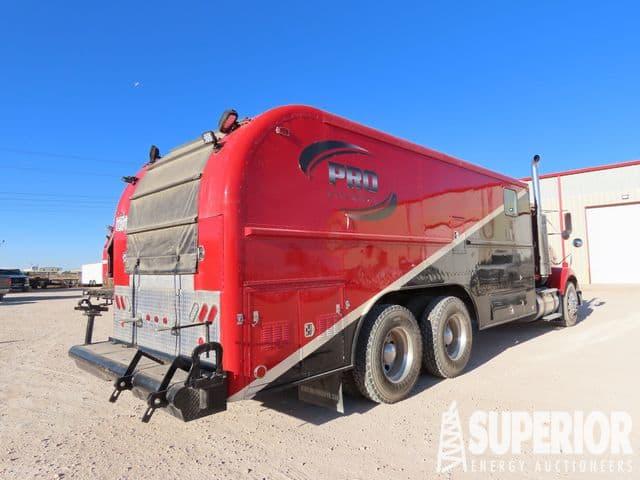 2007 KENWORTH T800 T/A Wireline Truck – YD4