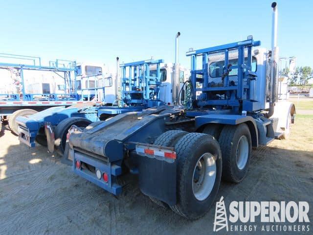 (2 of 12) 2013 PETERBILT 367 Winch Trucks ‒ YD1