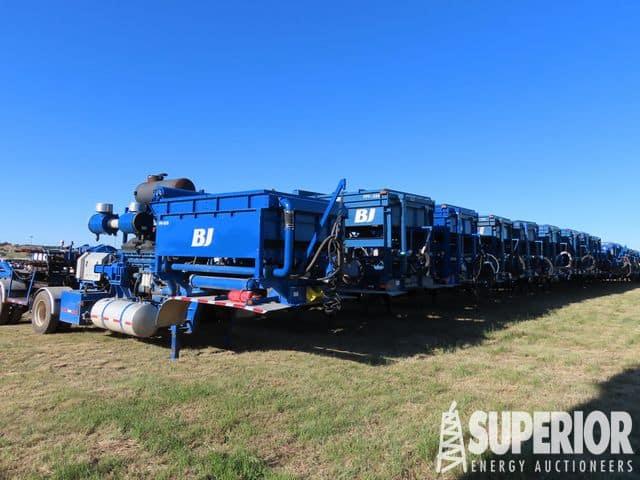 (75) 2500-2000HP Frac Pumps – YD1