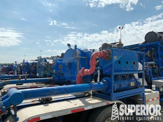 GARDNER DENVER 2250HP Triplex Frac Pumps ‒ YD1