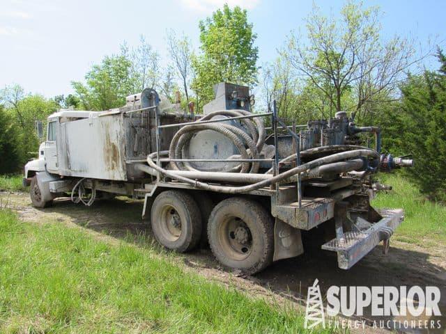 2003 MACK Cementing Pump Truck – YD5