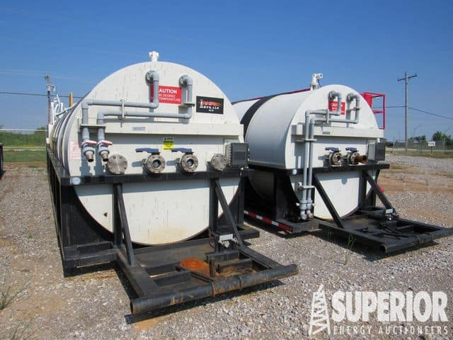 NEW 310-Bbl Poly Chem Acid Tanks – YD2