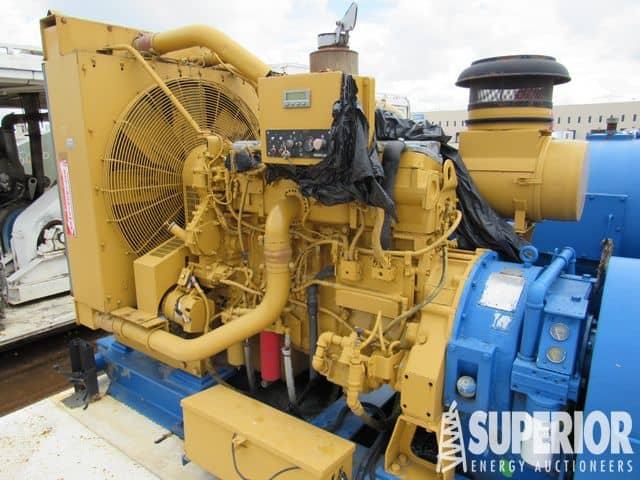 CAT C15 Diesel Engine – YD1