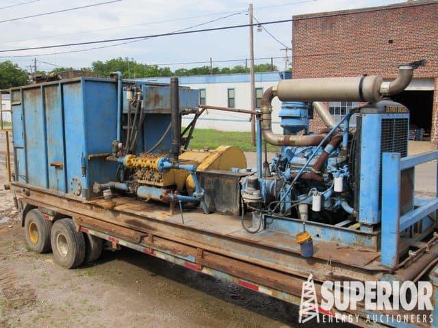 G.DENVER TEE Triplex Pump w/ Tank – YD5