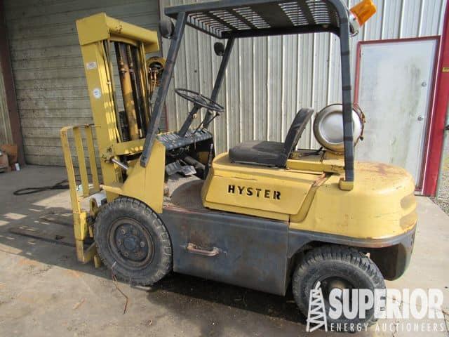 HYSTER 5000# LPG Forklift – YD3