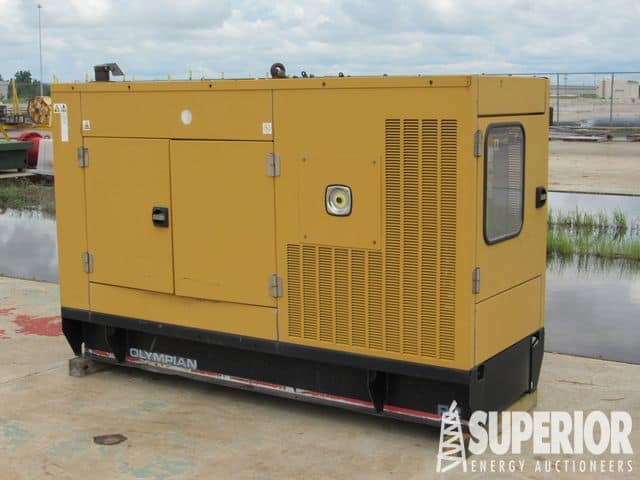 OLYMPIAN 100KW Generator – YD1