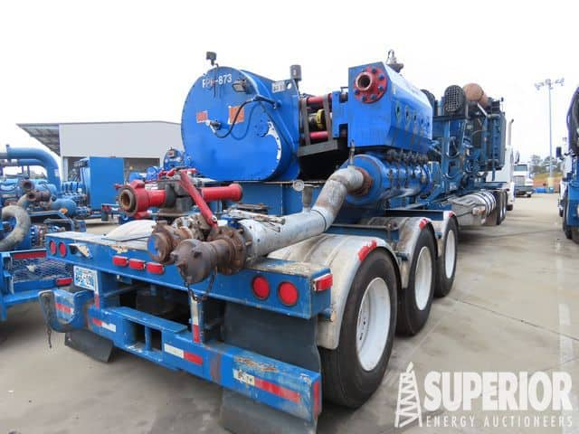 2019 G.DENVER 2500HP Quintuplex Frac Pump– YD1